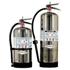 Extintor de Agua Quimica
