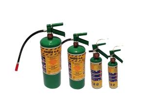 Extintores de HFC-236